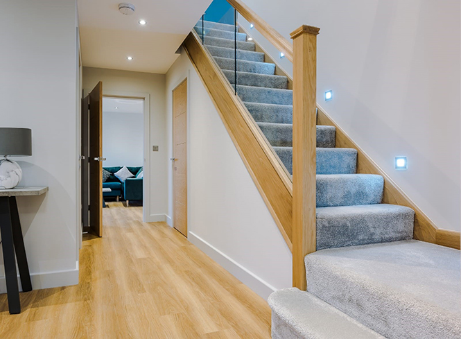 Customer GL Joinery - Staircase 5