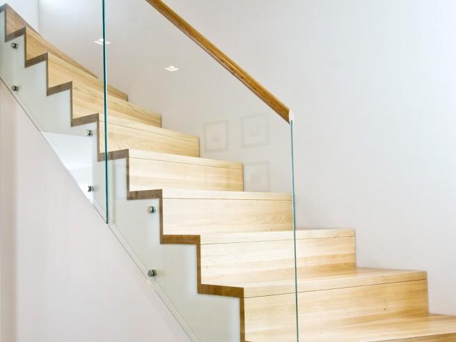 Staircase by Hansen & Justnæs