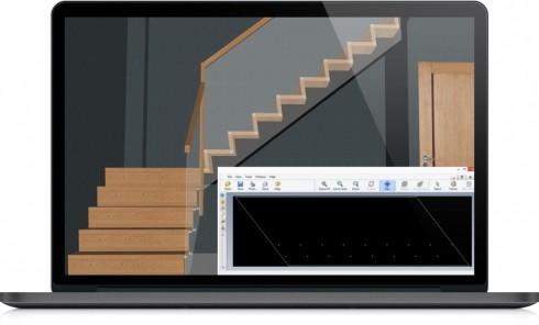 Staircon tilläggsmodul - Exportera 2D exempel