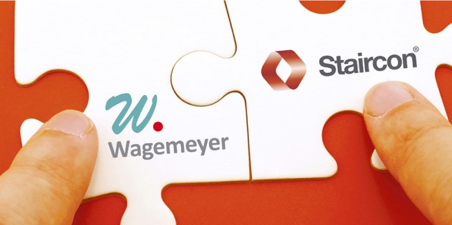 Staircon teams up with Wagemeyer Software GmbH