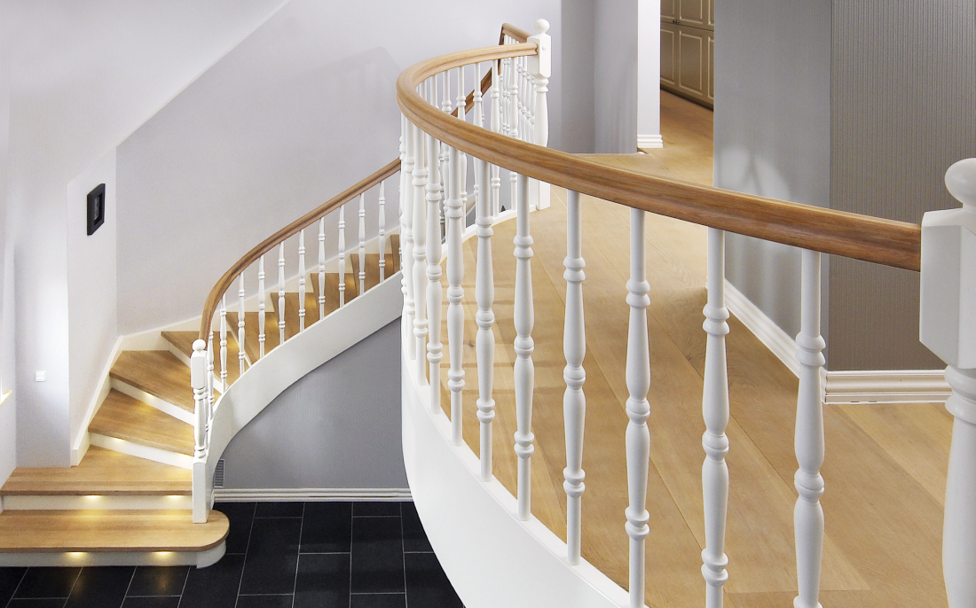 Drömtrappor Norsjö AB Is One Of The Largest Wooden Stair Manufacturers In  Scandinavia. With A Large Facility For Production Of Wooden Stairs, ...