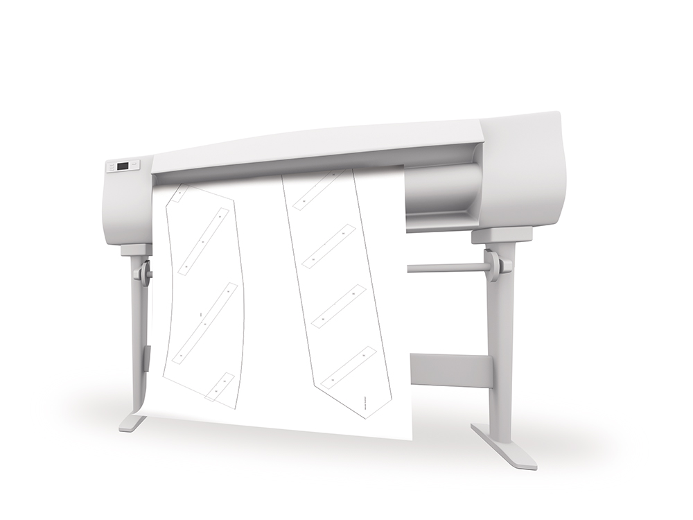 Staircon Professional plotter